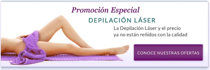 Promoci&oacute;n de Depilaci&oacute;n L&aacute;ser