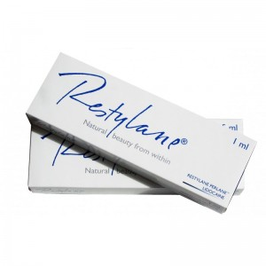 ácido hialurónico de Restylane