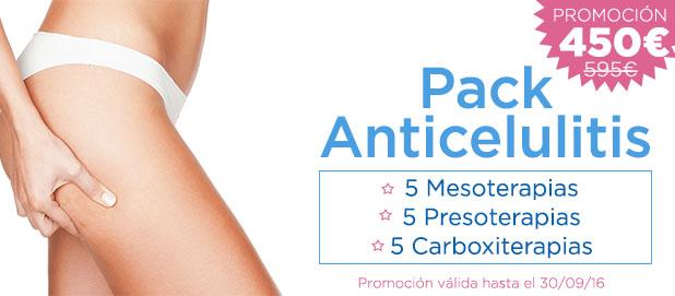 pack anticelulitis - Pud