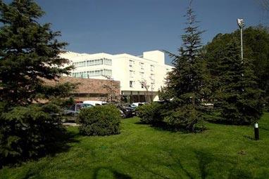 Hospital Pardo de Aravaca Exterior