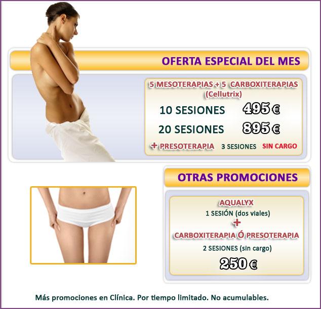 Promociones Tratamientos Anticeluliticos