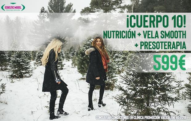 Promoción Cuerpo 10 Madrid Precio
