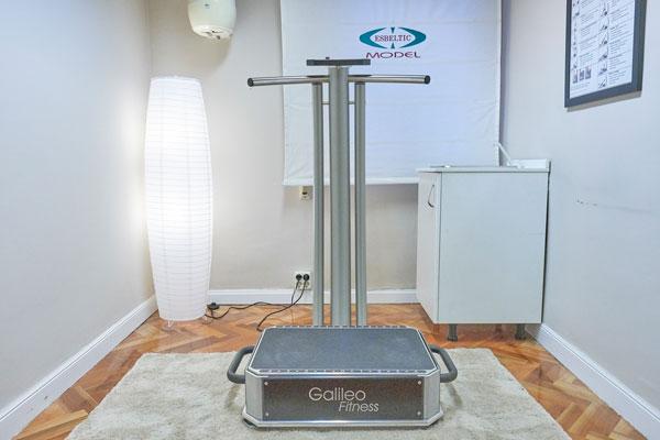 Plataforma Galileo Madrid Precio