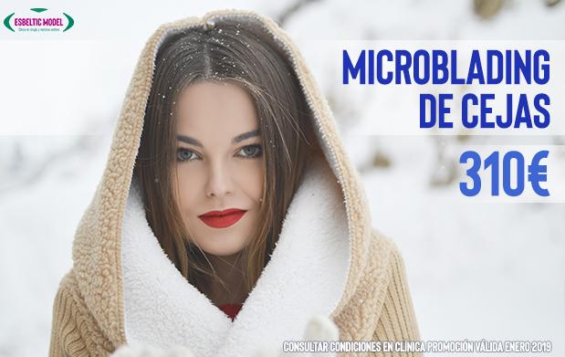 Promoción Microblading de Cejas Madrid Precio