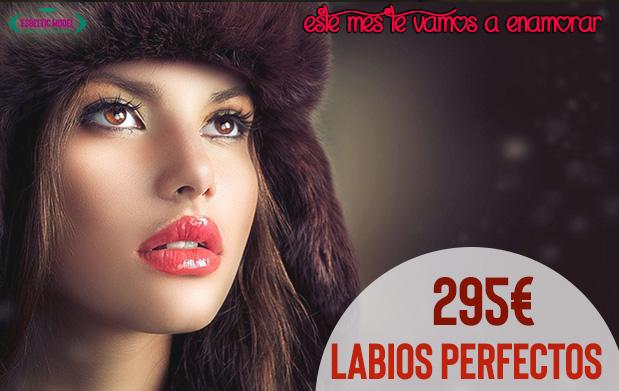 Promoción Aumento de Labios Madrid Precio
