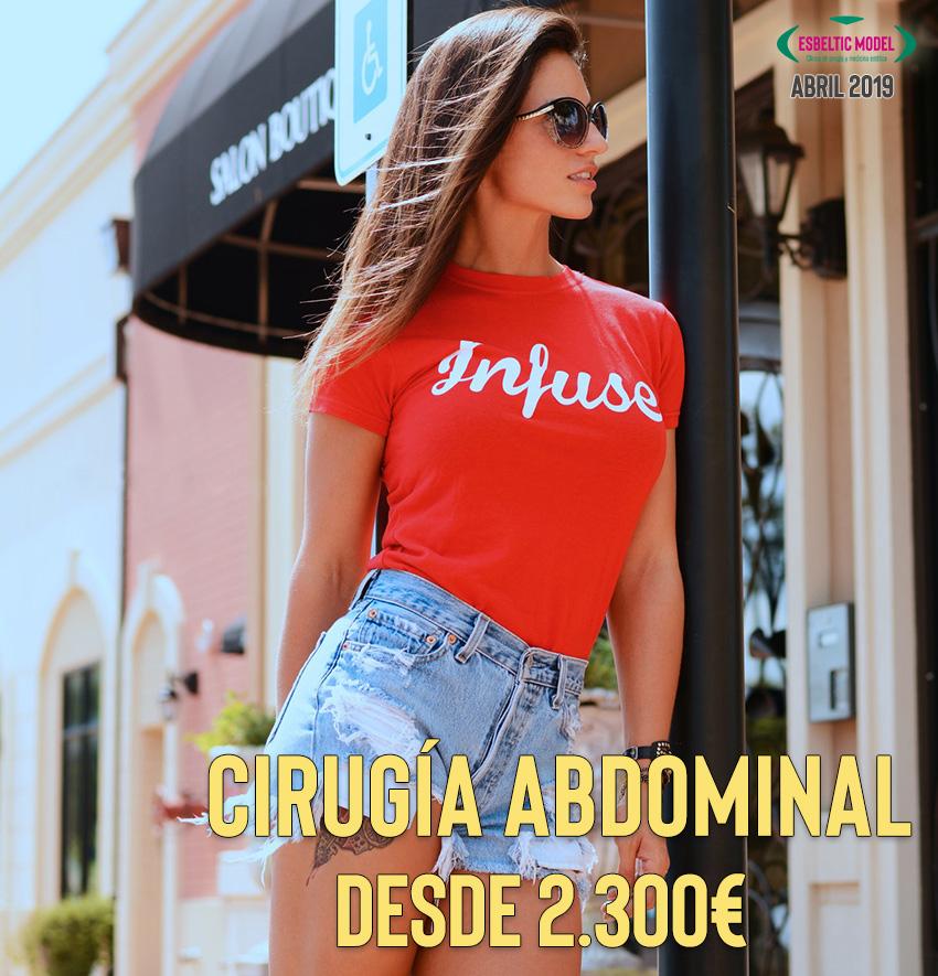 Promoción Abdominoplastia Madrid Precio