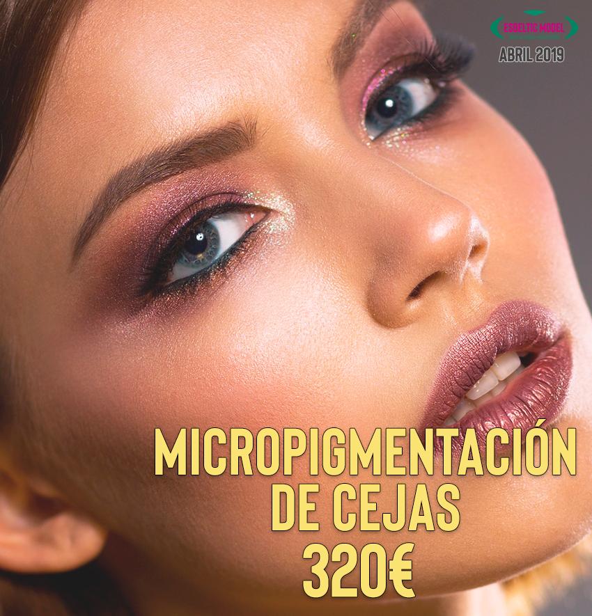 Promoción Micropigmentación Madrid Precio