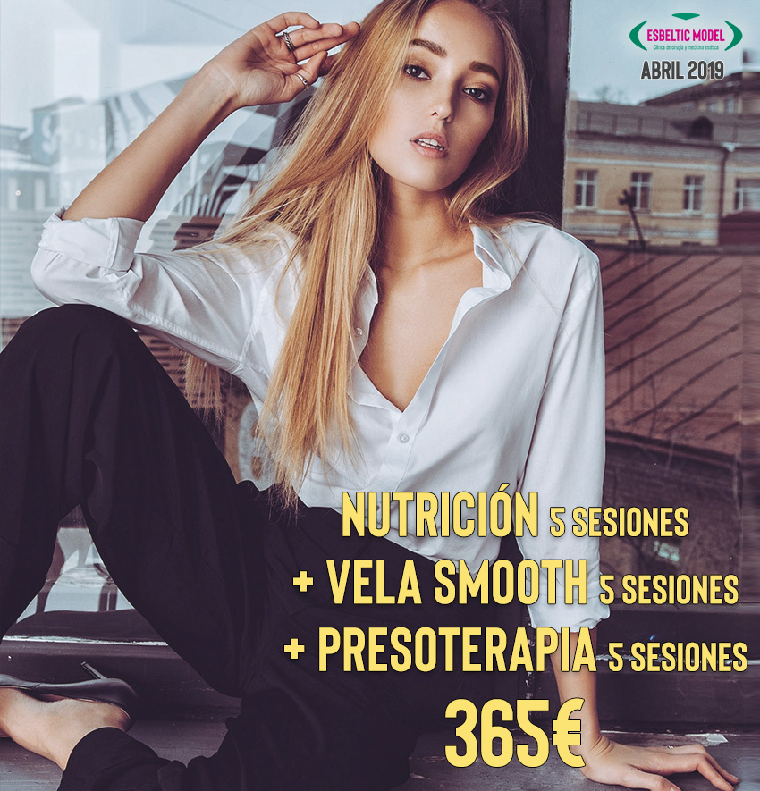 Promoción Perder peso y volumen Madrid Precio