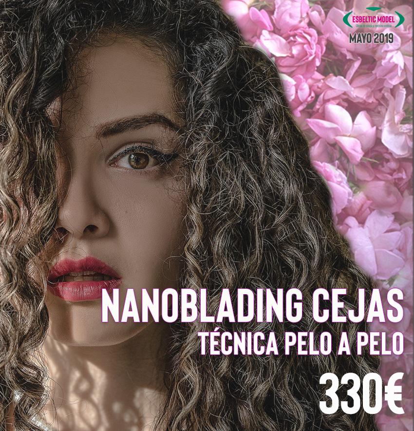 Promoción Nanoblading de Cejas Madrid Precio