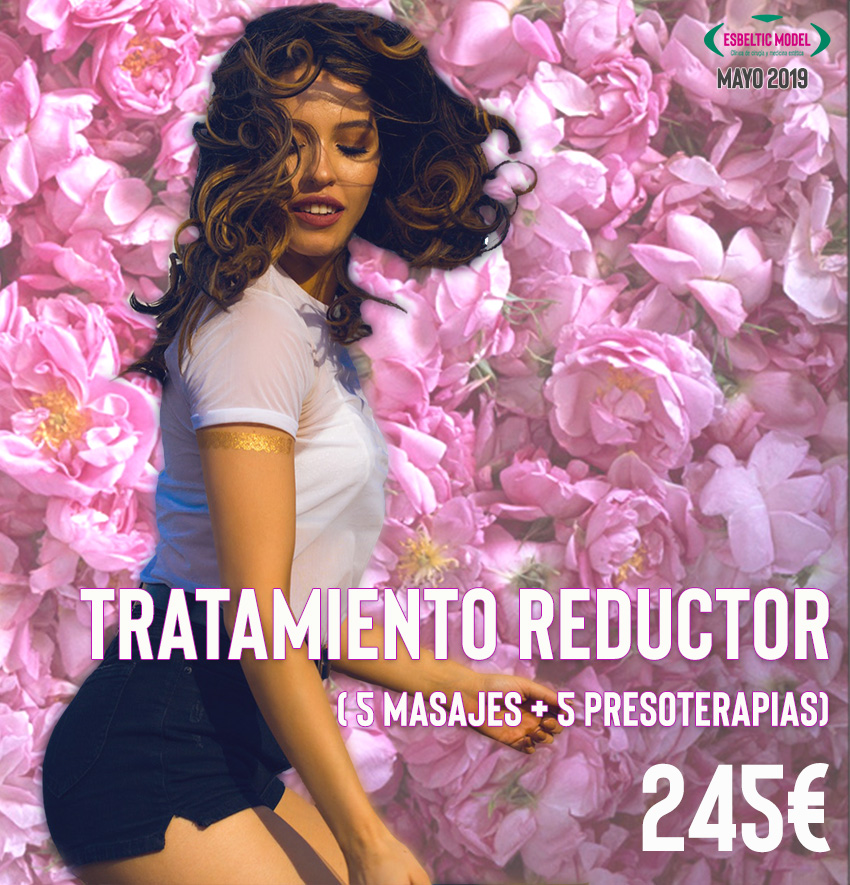 Promoción Pack Tratamiento Reductor Madrid Precio
