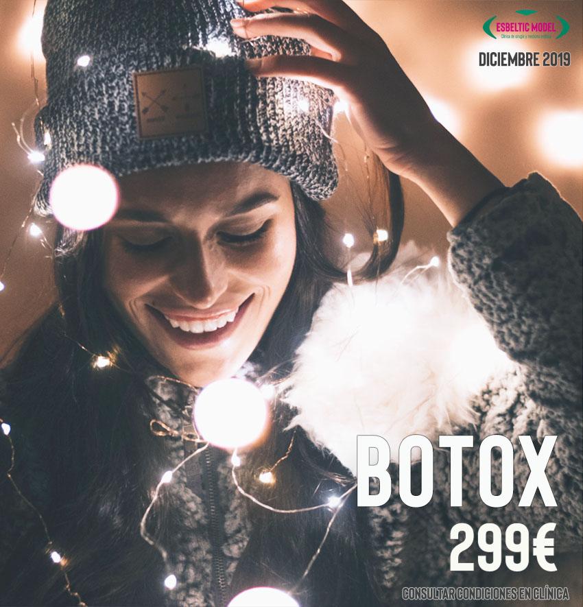 Promoción Botox Madrid Precio