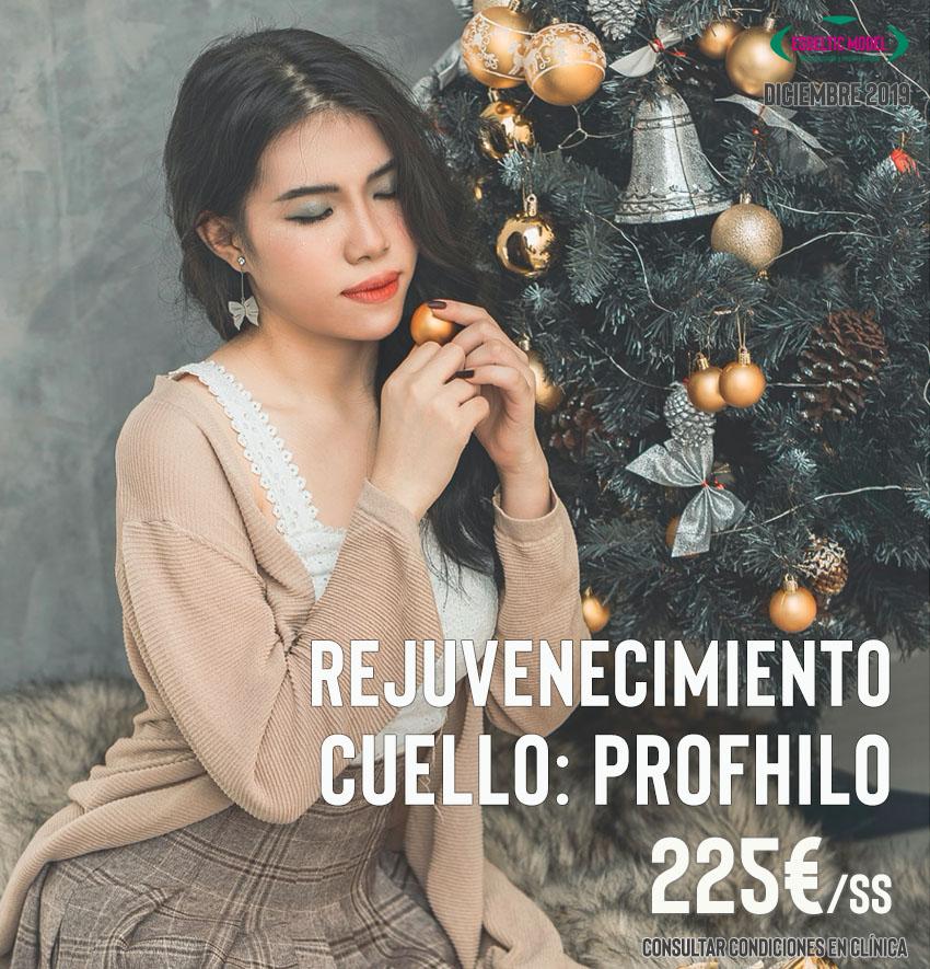 Promoción Rejuvenecimiento del cuello: Profhilo Madrid Precio