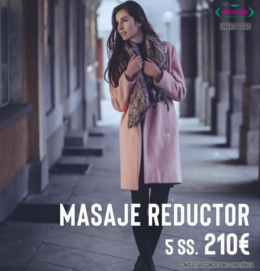 Promoción Tratamiento Masaje Reductor Madrid Precio