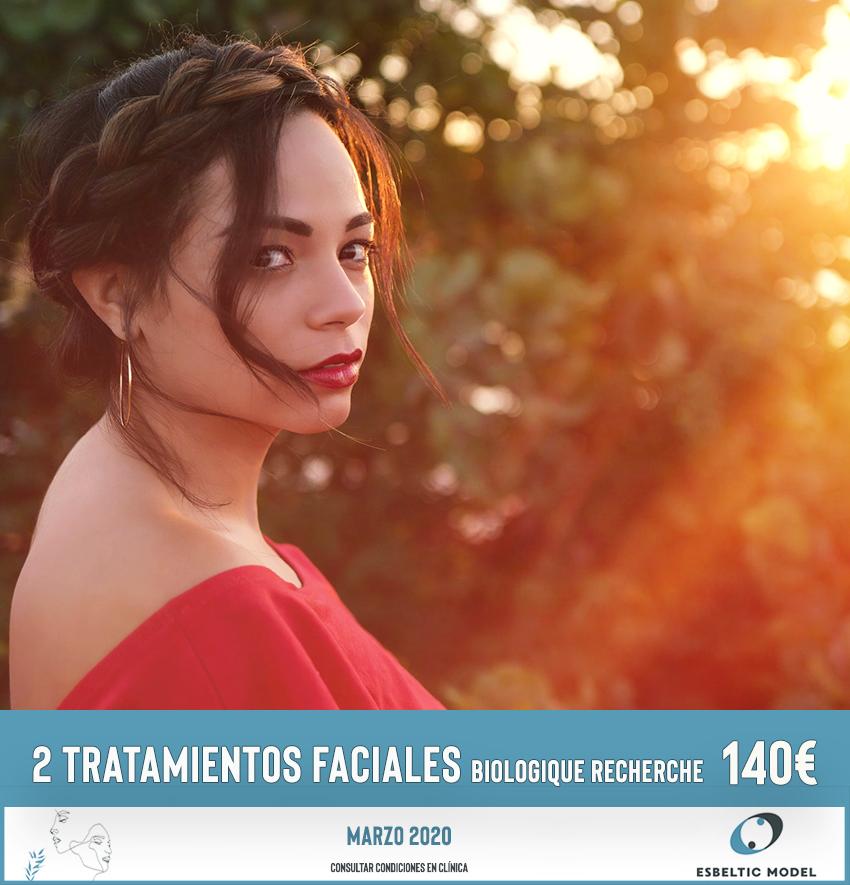 Promoción Tratamiento Facial Oxigenante Madrid Precio