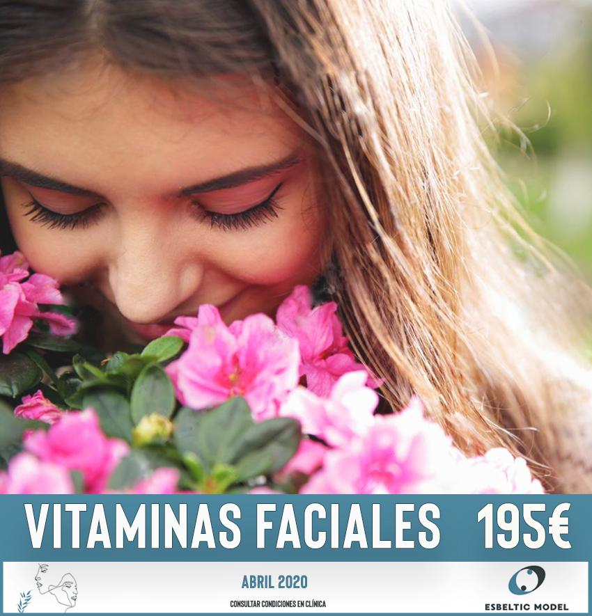 Vitaminas faciales Madrid Precio